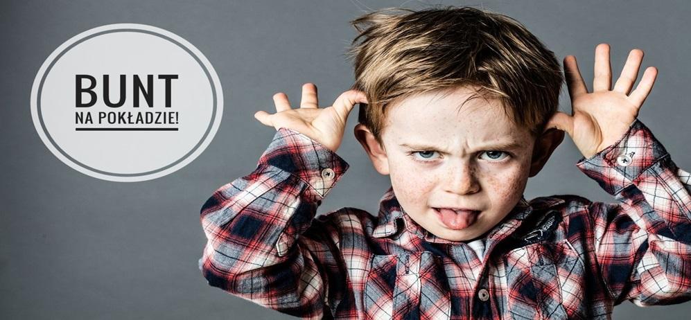 Bunt na pokładzie! Co zrobić kiedy dziecko nie chce ćwiczyć?